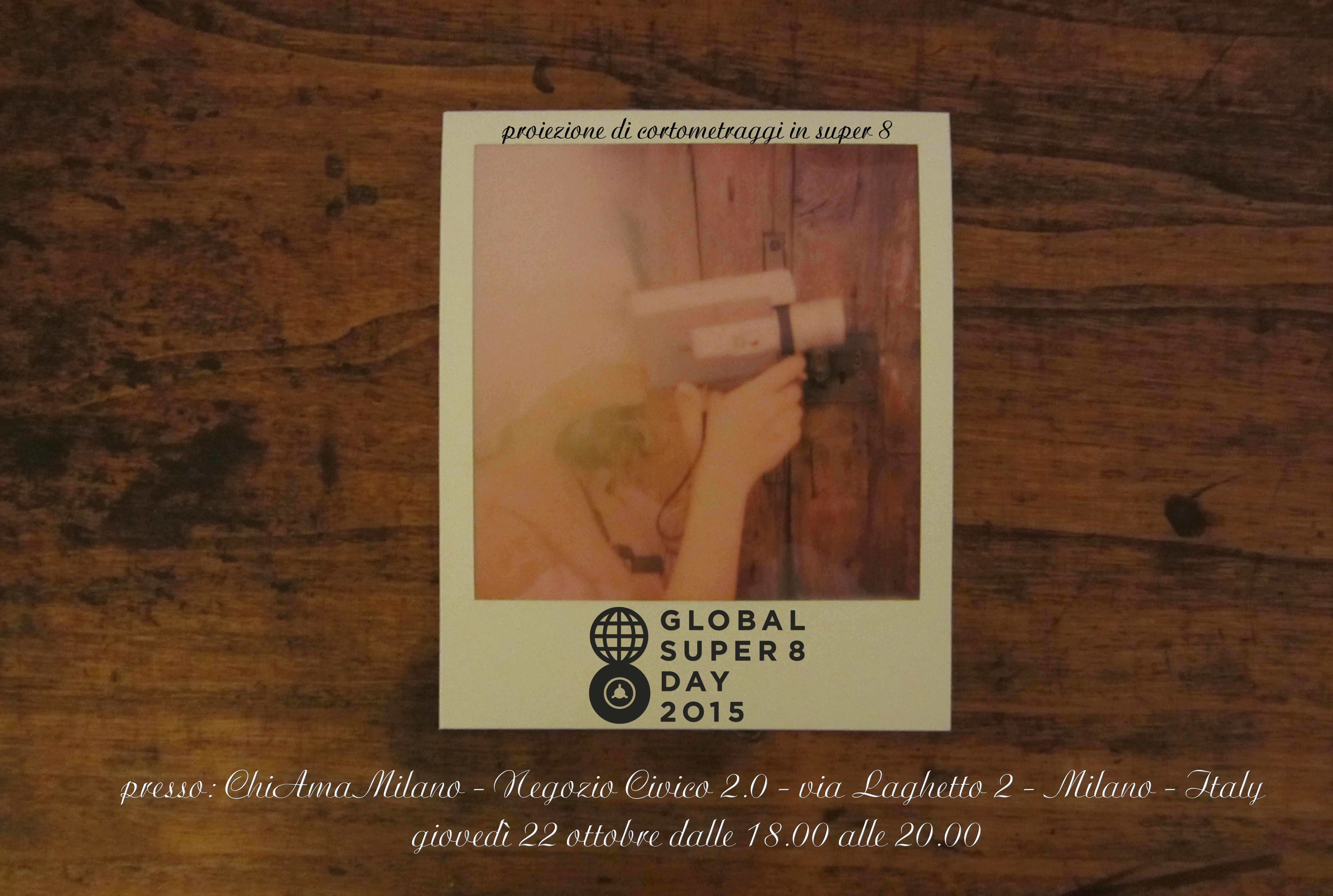 Global Super 8 Day 2015 @ Milan - Italie {JPEG}
