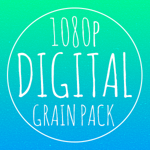 GrainZilla 1080p Digital Grain Pack {PNG}