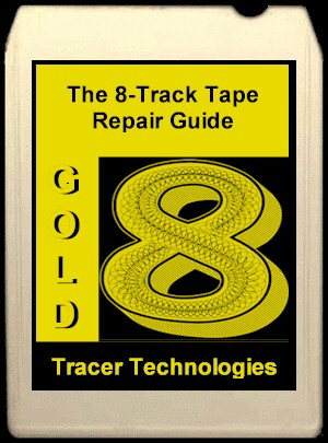 The 8-Track Tape Gold Repair Kit - TracerTek {JPEG}