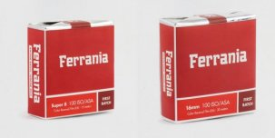 Film Ferrania - Pellicules Films Inversibles Couleurs 100 ASA - Super 8 & 16mm {JPEG}