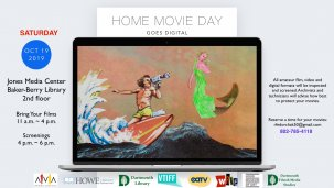 Home Movie Day 2019 @ Hanover, New Hampshire - USA {JPEG}
