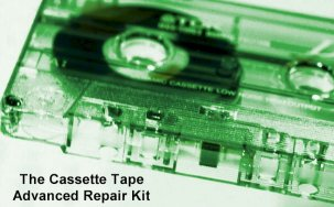 The Cassette Tape Advanced Repair Kit - TracerTek {JPEG}