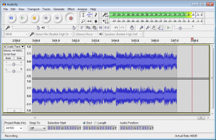 Audacity - SourceForge {PNG}