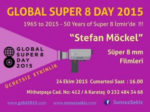 Global Super 8 Day 2015 @ Izmir - Turquie {JPEG}