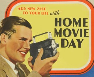 Home Movie Day 2019 @ Rochester - New York - USA {JPEG}