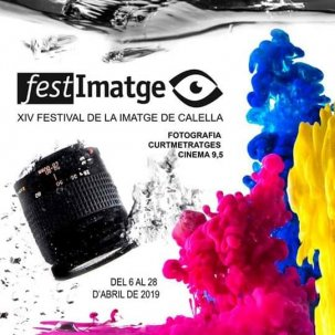 43ème Festival International Film 9.5mm 2019 @ Calella - Barcelone, Espagne {JPEG}