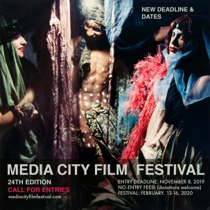 24th Media City Film Festival 2019 @ Windsor, Ontario {JPEG}