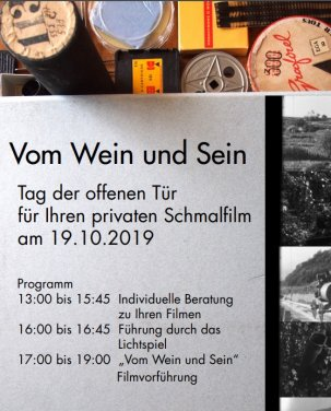 Home Movie Day 2019 @ Berne, Suisse {JPEG}
