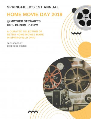 Home Movie Day 2019 @ Springfield, Ohio {JPEG}