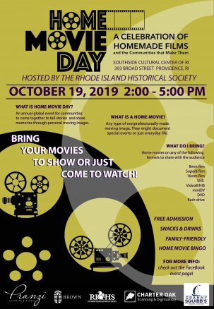 Home Movie Day 2019 @ Providence - Rhode Island {JPEG}
