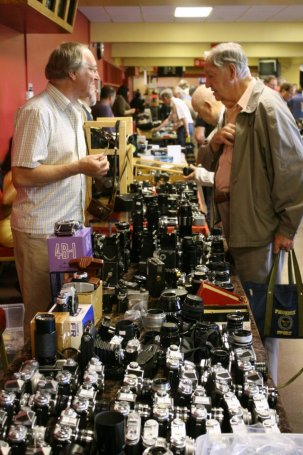 Wolverhampton Camera Fair 2015, UK