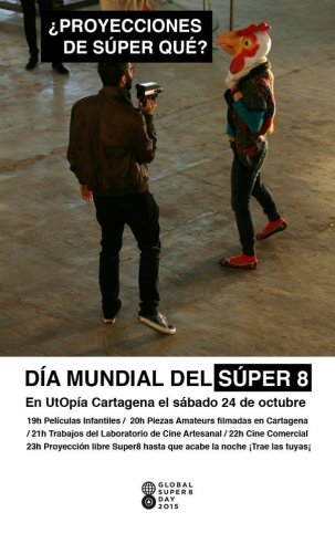 Global Super 8 Day 2015 @ Cartagena, Murcia - Espagne {JPEG}