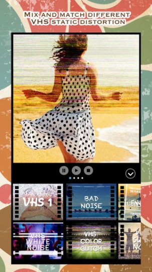 VCR Camcorder - iPhone & iPAD